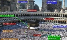 ACCEPTED IN HAJJ UMRAH TOUR